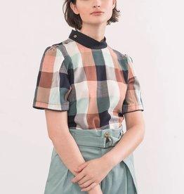 Jennifer Glasgow Goldin Blouse