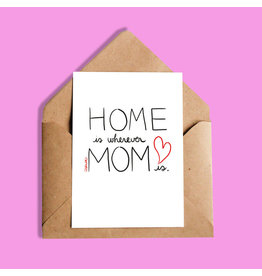 Darveelicious Home is wherever mom is