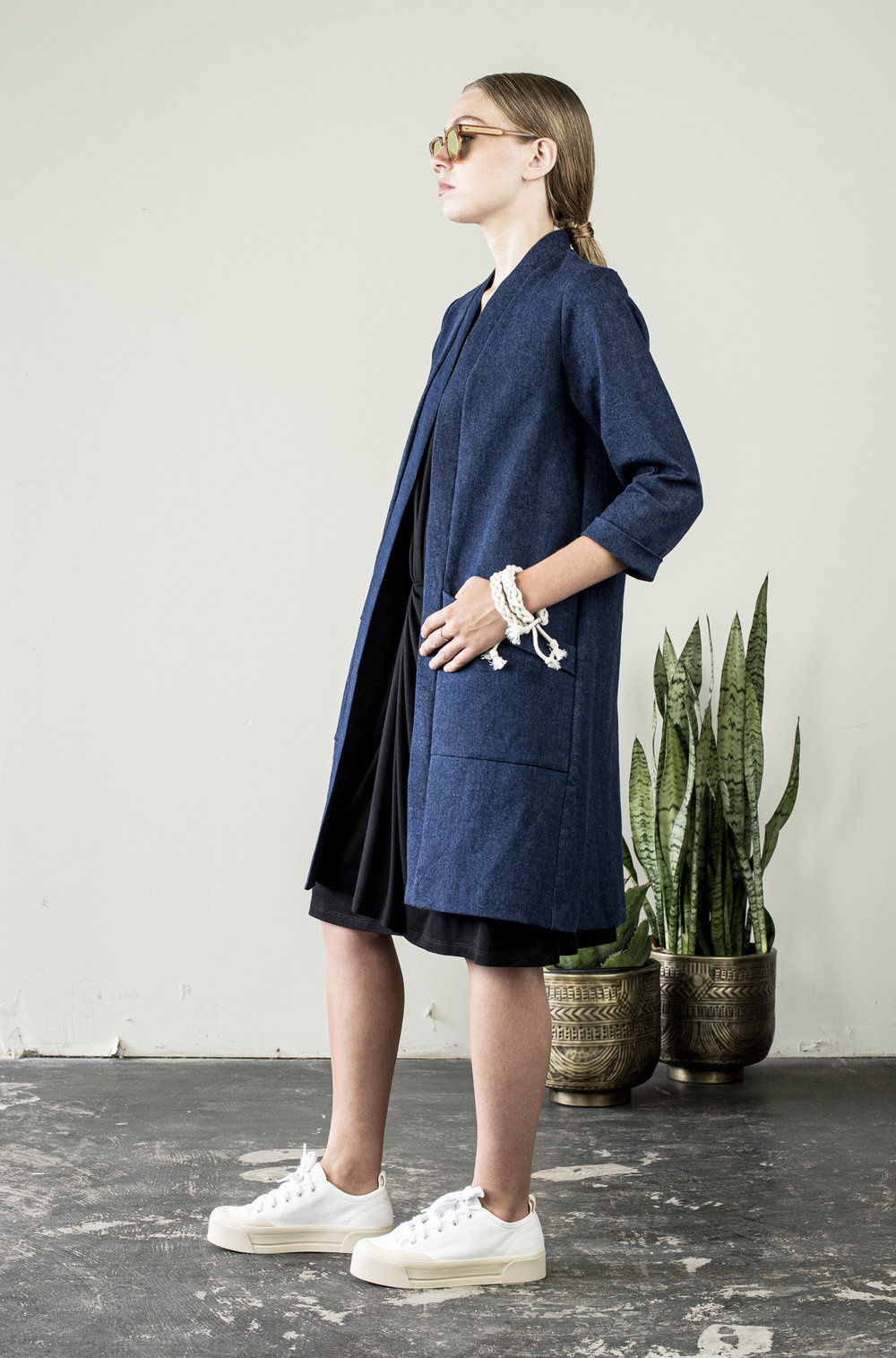Bodybag Bodybag - Veste Sayulita Denim