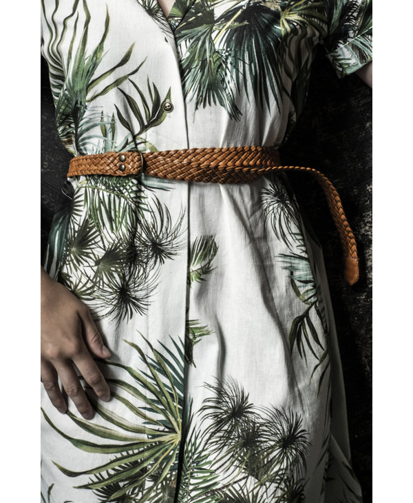 Bodybag - Leather Belt