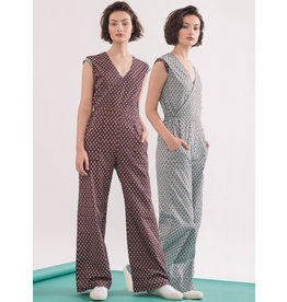 Jennifer Glasgow Motherwell Jumpsuit
