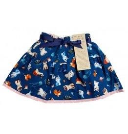 Alice & Simone Reversible Cat Skirt