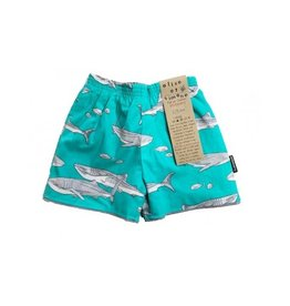 Alice & Simone Reversible Shorts