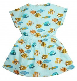 Alice & Simone Fish dress