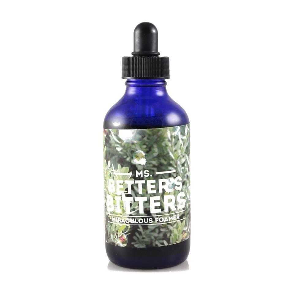 Ms Better's bitters Ms Better's Bitters - Foamer végétalien miraculeux