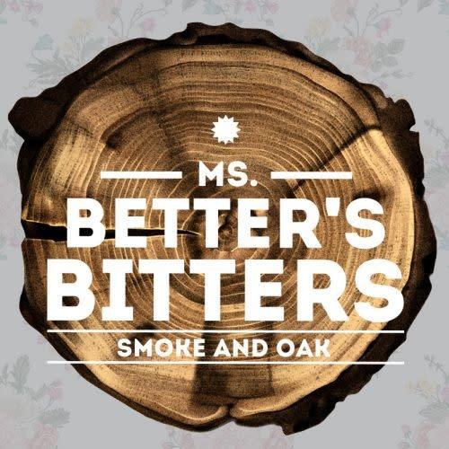 Ms Better's bitters Ms Better's Bitters - Smoke & Oak bitter
