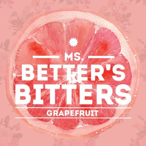 Ms Better's bitters Ms Better's Bitters - Grapefruit Bitters