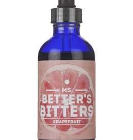 Ms Better's bitters Grapefruit Bitters