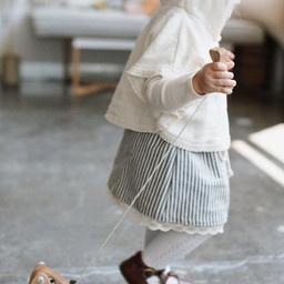 Haricot Jupe bébé