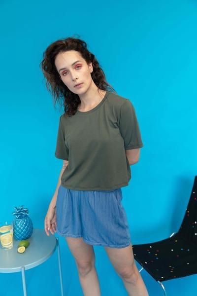 MAS Montreal Ayla T-Shirt (vert)