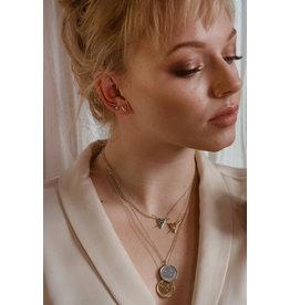 Sarah Mulder Jewelry Collier Celeste - 2 couleurs!