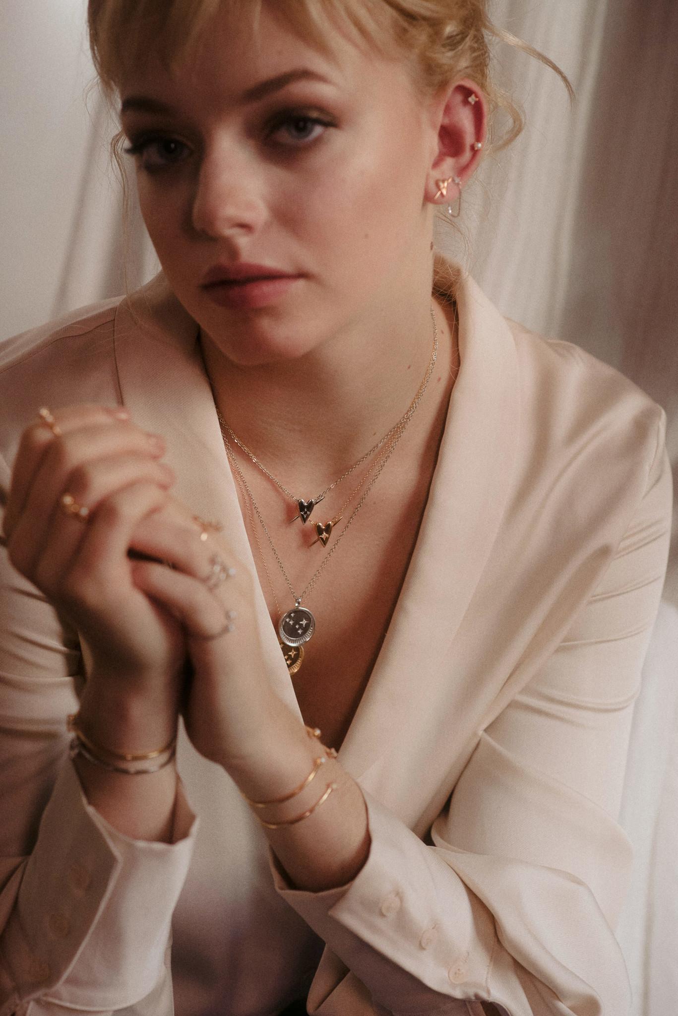 Sarah Mulder Jewelry Celeste Stud - 2 colors!