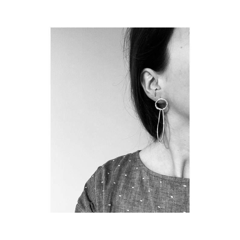 La Manufacture Helene earrings