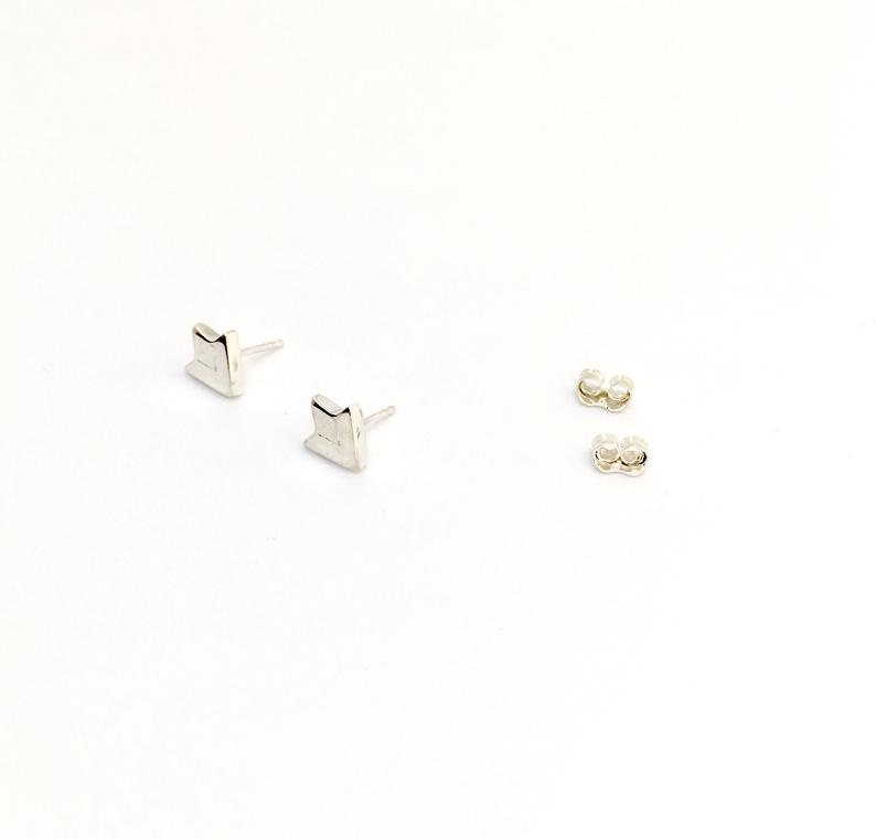 La Manufacture Studs Diamonds