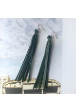 Long Tassle Earrings