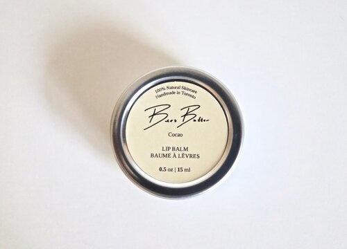 Bees Butter Lip Balm Tin