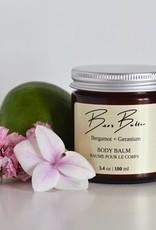 Bees Butter Bergamot Geranium Body Balm