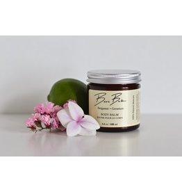 Bees Butter Baume pour le corps bergamote et géranium