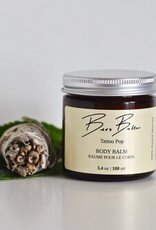 Bees Butter Tattoo Pop Body Balm