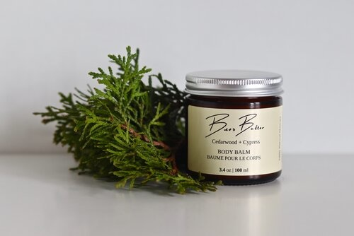 Bees Butter Cedarwood Body Balm