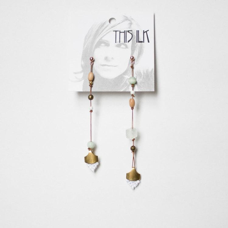 This Ilk This Ilk - Ahimsa Earrings