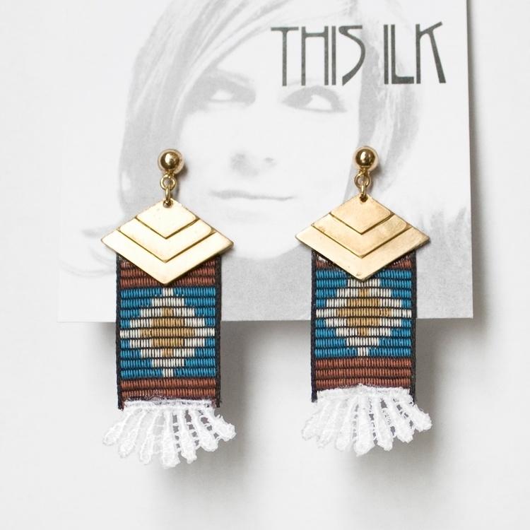 This Ilk Oaxaca Earrings