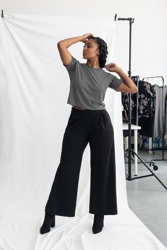 MAS Montreal Pantalons Agatha