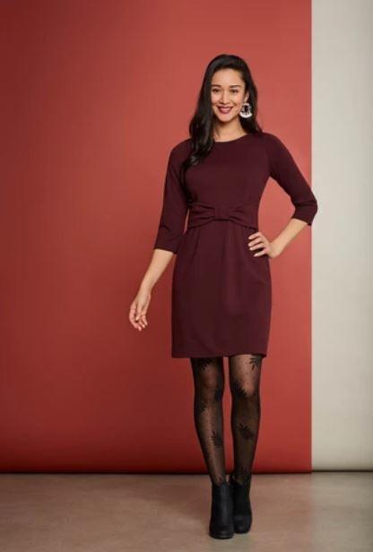 Cherry Bobin Eleanor Dress