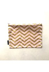 Alice & Simone Cotton Zip Pouch
