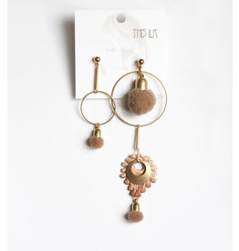 This Ilk Artillery Earrings