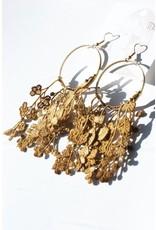 This Ilk Duo des Fleurs Earrings