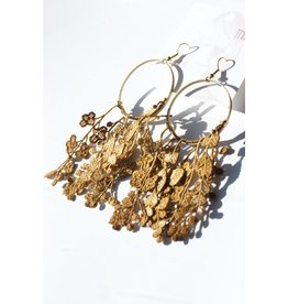 This Ilk Duo des Fleurs Earrings