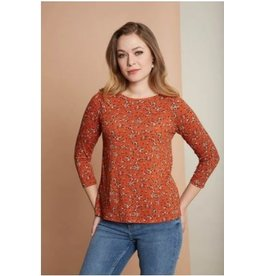 Cherry Bobin Dharma Top