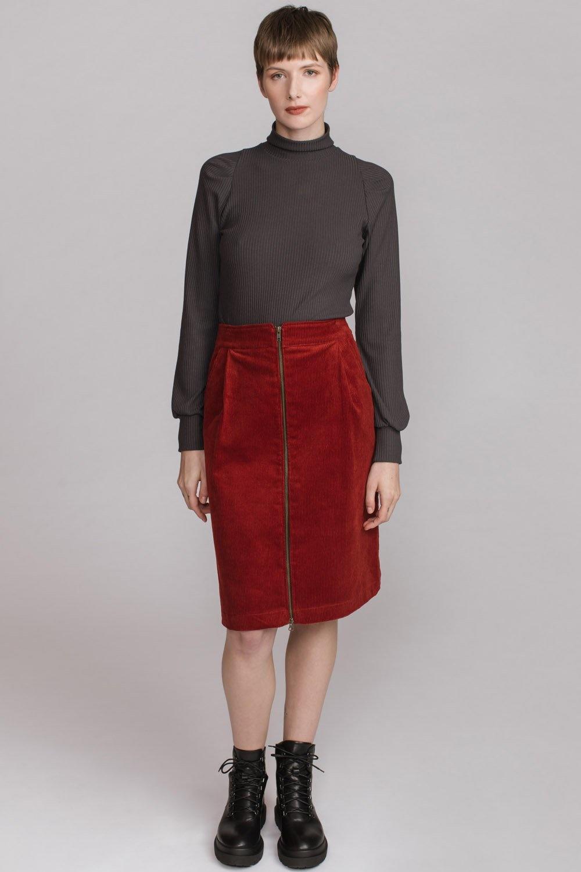 Allison Wonderland Lacey Skirt