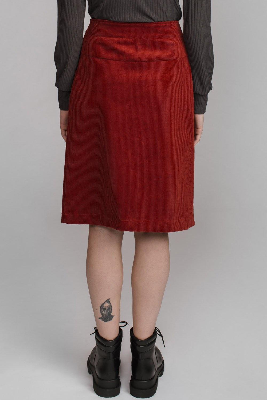 Allison Wonderland Lacey Skirt - 2 colors