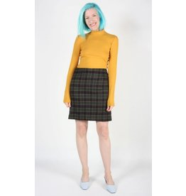 Birds of North America Elepaio Skirt