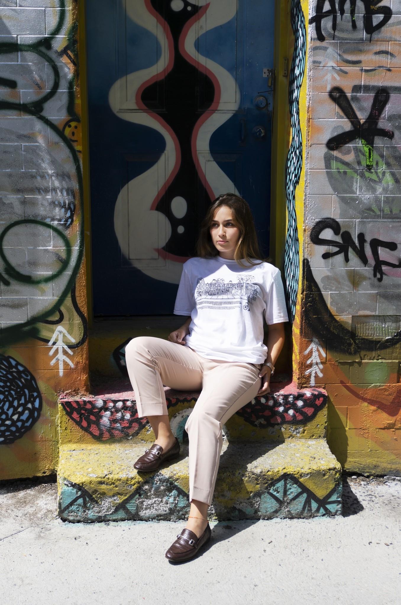 Arkiteektur Plateau T-shirt