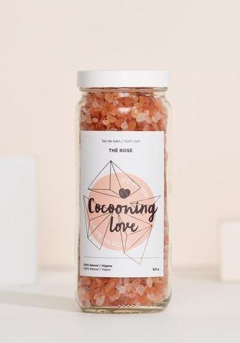 Pink Tea Bath Salt