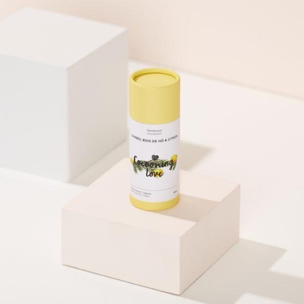 Cocooning love Cocooning love - Cypress, lemon, oak wood Deodorant