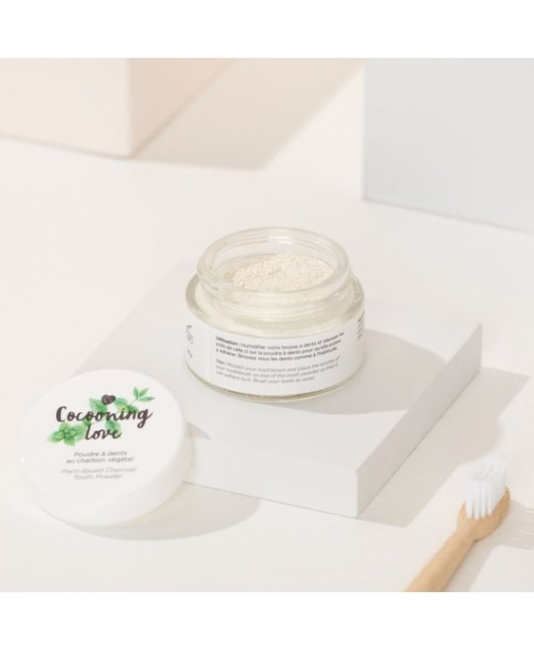 Cocooning love - Mint Charcoal Toothpaste