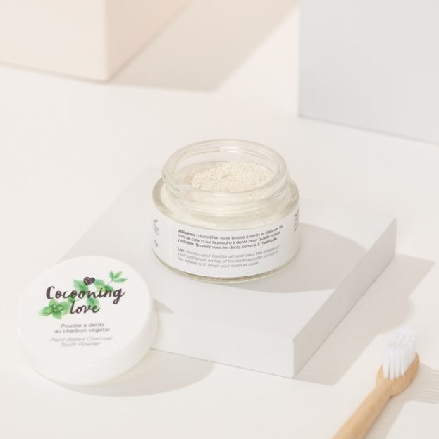 Cocooning love Cocooning love - Mint Charcoal Toothpaste