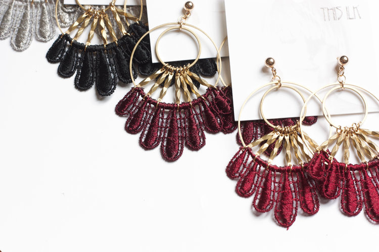 This Ilk Chandu Earrings