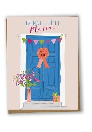 Carte souhait - Bonne Fête Maman