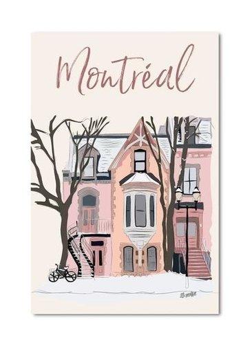 Post Card - Plateau House