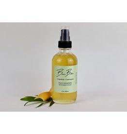 Bees Butter Nettoyant pour le visage au pamplemousse et au citronelle