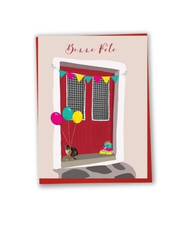 Happy Birthday - Door