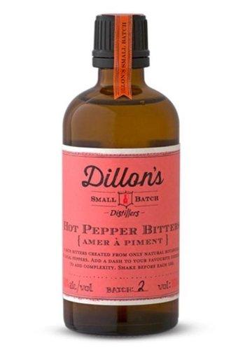 Dillon's Hot Pepper Bitters