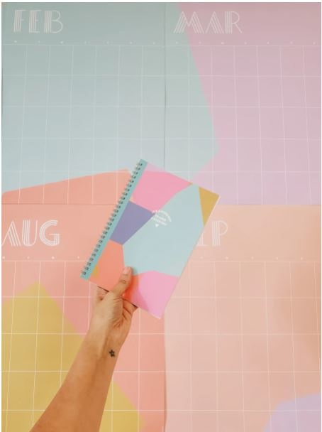 HeyMaca Notebook - It's a Good Day to have a Good Day