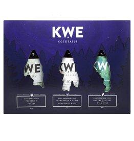 KWE Cocktails Kwe Cocktail Trio