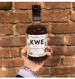 KWE Cocktails Gingerbread Tonic